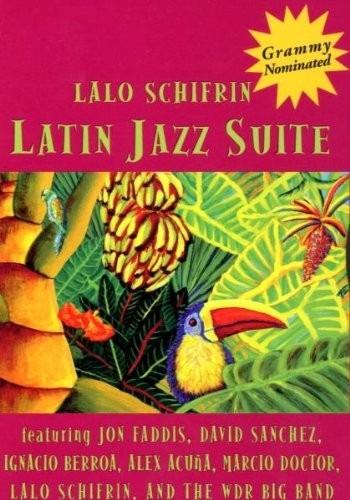 lalo schifrin latin jazz suite dvd