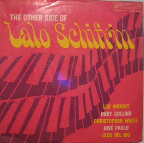 lalo shifrin & orchestra - the other side of lalo schifrin