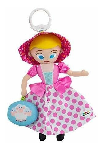lamaze disney / pixar toy story clip & amp; go bo peep coche