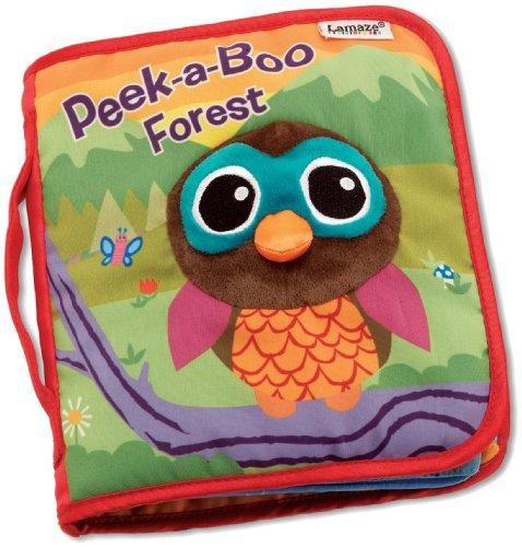lamaze peek-a-boo bosque
