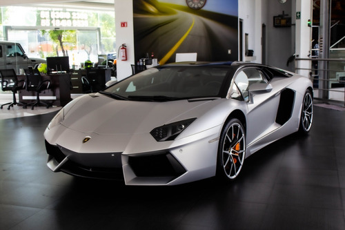 lamborghini aventador 6.5l lp 700-4 at 2017