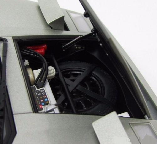 lamborghini countach 25th anniversary edition autoart 74536