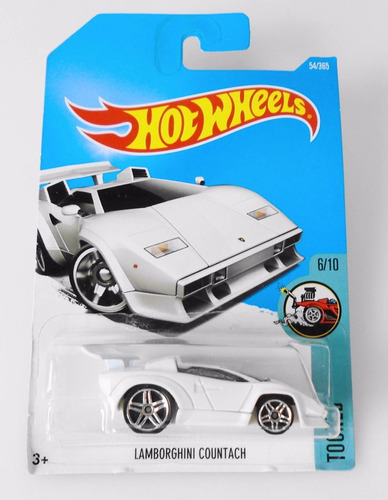 lamborghini countach hot wheels 2017 r 18 79 em mercado livre. Black Bedroom Furniture Sets. Home Design Ideas