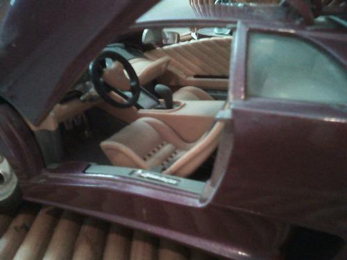 lamborghini diablo 1990 auto de colección