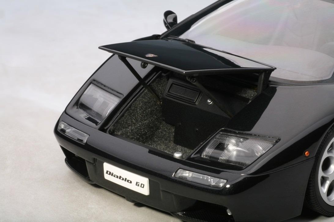 Lamborghini Diablo 6 0 Color Negro 3 250 00 En Mercado Libre