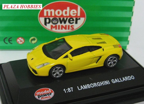 lamborghini gallardo 2006,1/87 h0. model power.!