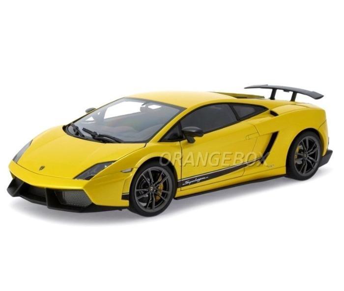 Lamborghini Gallardo Lp570 4 Superleggera 1:18 Autoart 74658