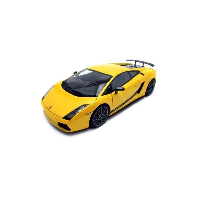 Lamborghini Gallardo Superleggera Amarillo 1 18 Autoart