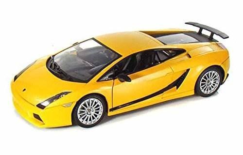 Lamborghini Gallardo Superleggera Amarillo Motormax 73181