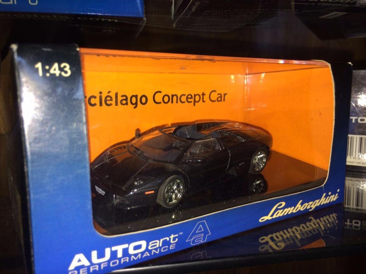 Lamborghini Murcielago Concept 1 43 1 43 Autoart R 149 90 Em