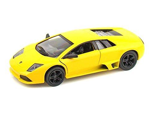 Lamborghini Murcielago Lp640 1 36 Amarillo 1 082 44 En Mercado Libre
