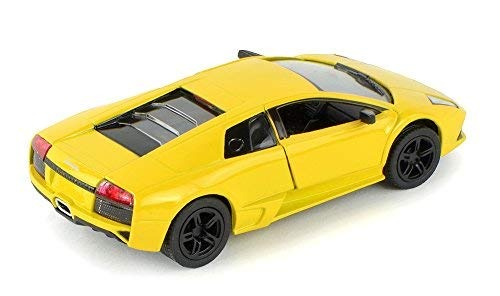 Lamborghini Murcielago Lp640 Amarillo Kinsmart 5317 83 562