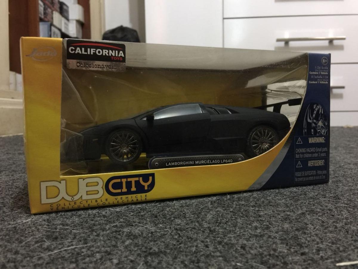 Lamborghini Murcielago Lp640 Jada Toys Dub City - R$ 160,00 em ...
