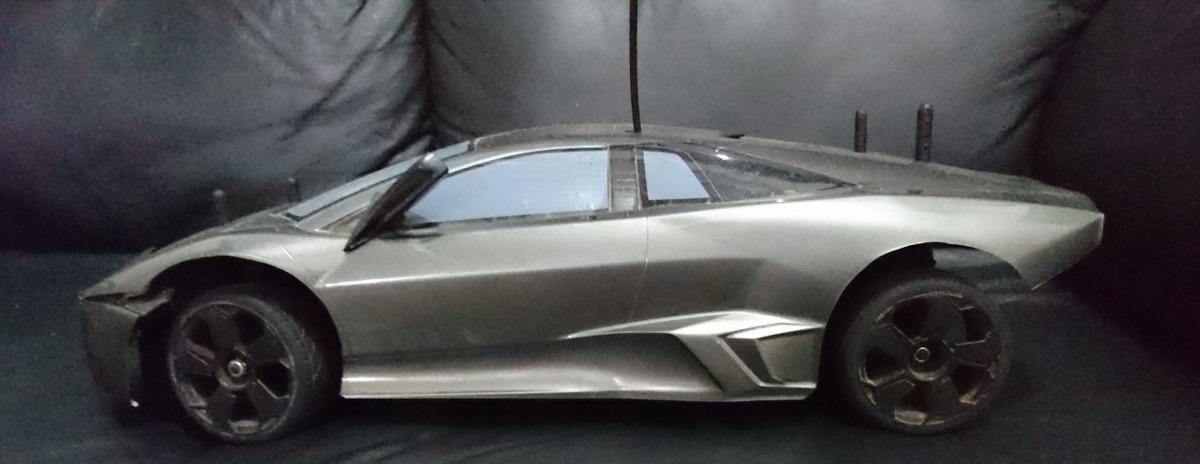 Lamborghini Reventon Deagostini Informacion Del Coche
