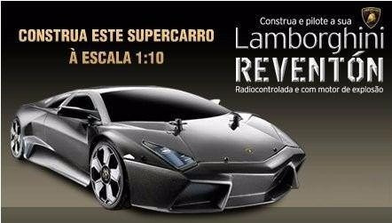Lamborghini Reventon Planeta De Agostini R 2 000 00 Em Mercado Livre