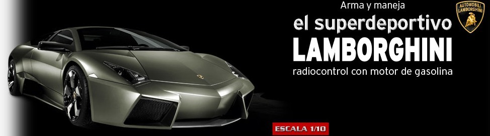Lamborghini Reventon Planeta Deagostini 180 00 En Mercado Libre