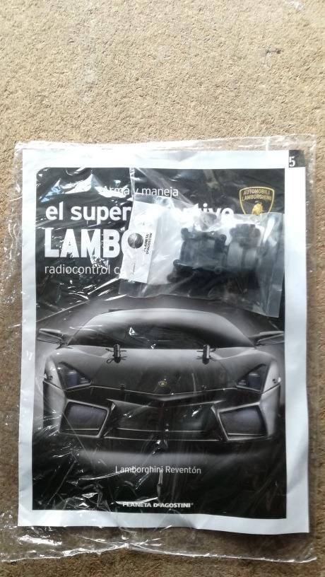 Lamborghini Reventon Planeta Fasciculo 5 Sin Abrir 420 00 En