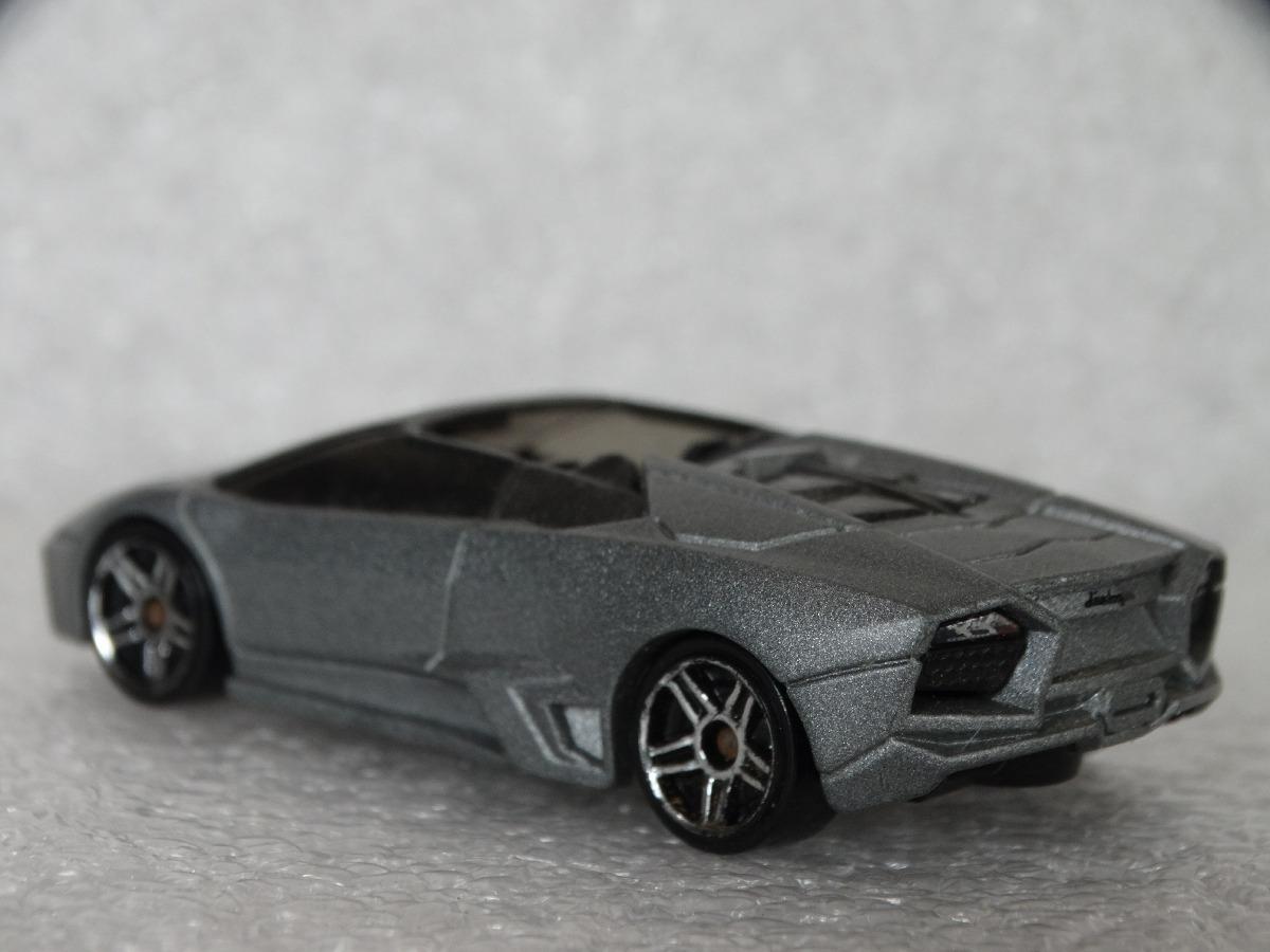 Alherabeto Lamborghini Reventon Roadster 2010 Hot Wheels 1 64 Loose R 25 00