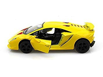 Lamborghini Sesto Elemento 1 38 Color Amarillo 78 500 En