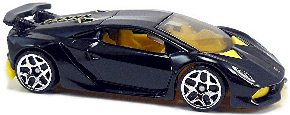 Lamborghini Sesto Elemento Carrinho Hot Wheels Lamborg R 57