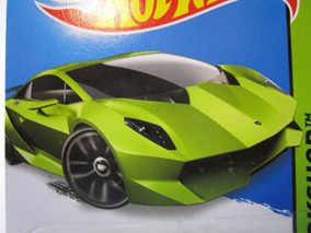 Hots Wheels Lamborghini Sesto Elemento Juegos Y Juguetes En