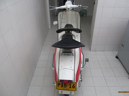 lambretta 125 cc - 250 cc 1964