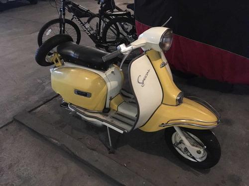 lambretta 150 special, 1964 restaurada a cero