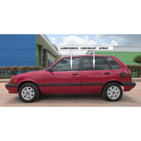 Lamevidrios Externos Chevrolet Sprint