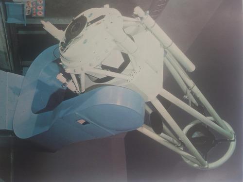 lámina antigua telescopio 60 inch. u.s naval observatory.