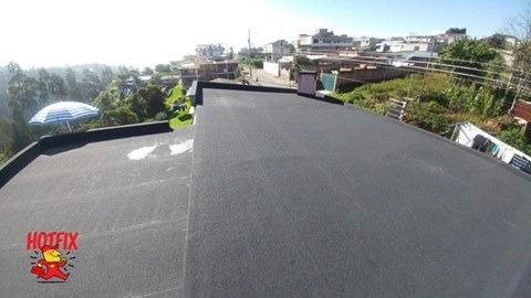 lamina asfaltica contra humedad y goteras chova imptek