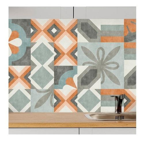lamina azulejos autoadhesivos simil calcareos 1,20x0,60 m