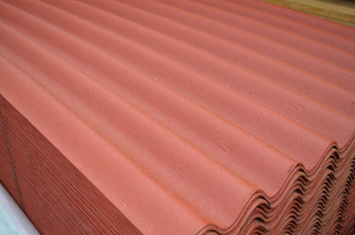 Lamina cl sica premium onduline 30 a os garant a 2mt x for Figuras para decorar techos