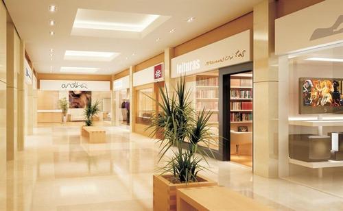 lamina corporate - nova iguaçu loja com 84,78m2
