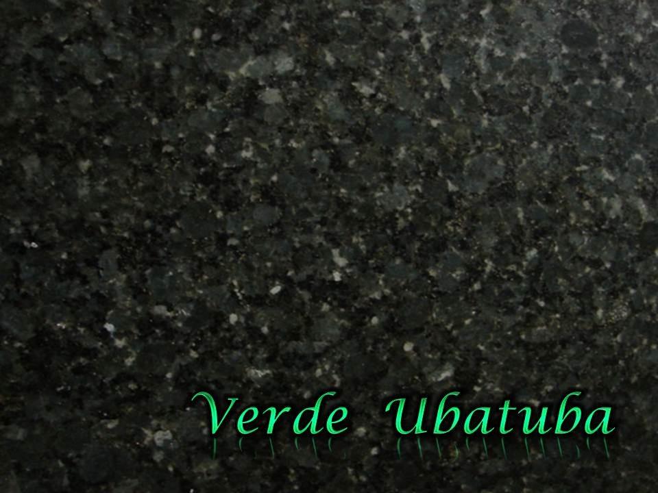 Lamina de granito verde ubatuba precio por m2 bs 5 90 for Granito color verde