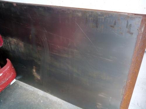 lamina de hierro pulida calibre 14