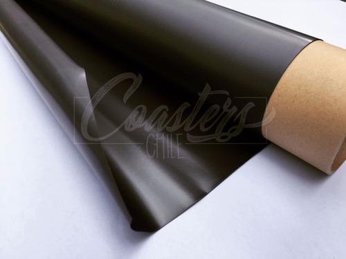 lamina de iman para magneticos publicitarios  0.3mm - 10 mts