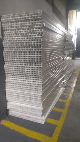 lamina de losacero pvc 2.05 x 0.8 mts