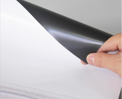 lamina de papel imantada  1 metro x 60 cm, por mayor y menor
