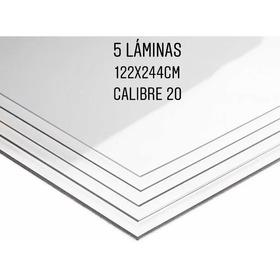 Lamina De Pet G Calibre 20 (0.50 Mm) 122 X 244 Cm Disponible