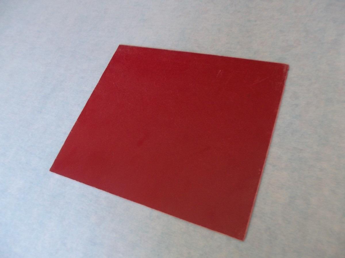 Lamina de poli ster fibra de vidrio roja gpo 3 - Placas de poliester ...