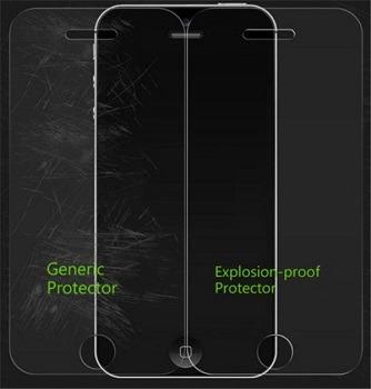 lamina de vidrio templado lg g2 ultra resistente