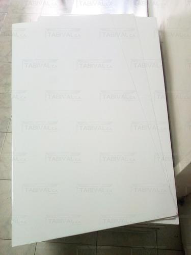 lamina de yeso liso (cielo raso, drywall)