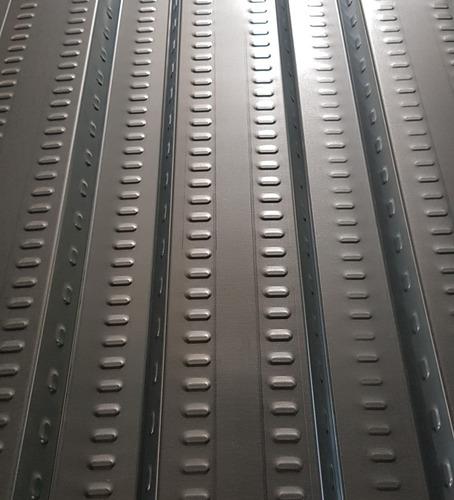 lamina losacero galvanizada calibre 22 de 6 metros (0,70mm)
