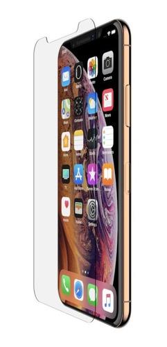 lámina mica de vidrio iphone xs max templado - phone store