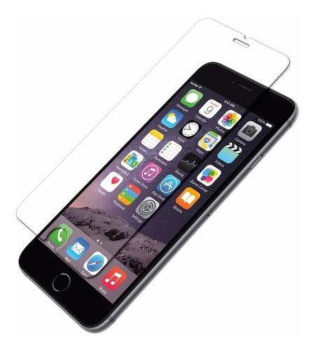 lámina mica de vidrio templado iphone 6 plus y 6s plus
