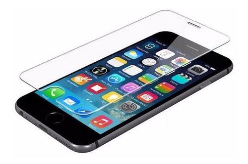 lámina mica de vidrio templado iphone 6 y 6s - phone store
