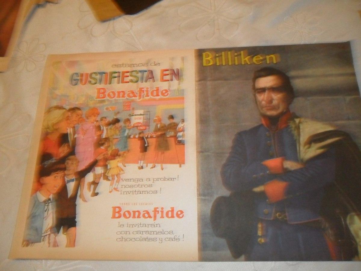 Lamina Original Antigua Para Enmarcar-tapas Revista Billiken - $ 300 ...