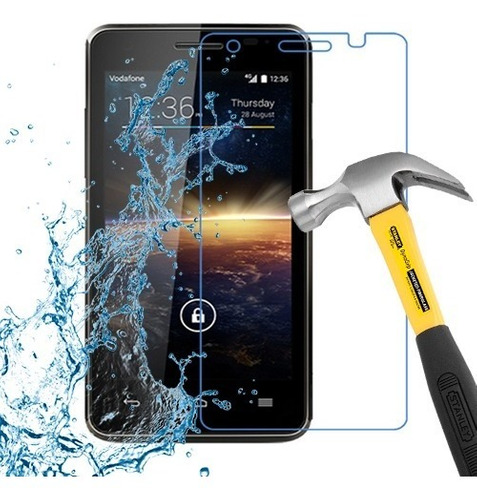 lamina pantalla anti-shock vodafone smart 4 turbo