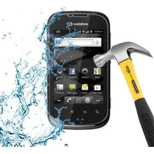 lamina pantalla anti-shock vodafone v860 smart 2