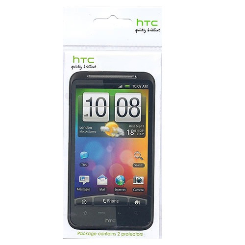 lamina pantalla htc incredible s incredible 2 empacada